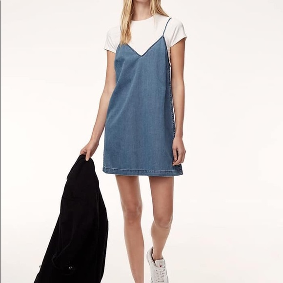 f9786dca79e Aritzia Wilfred Free Vivienne Dress